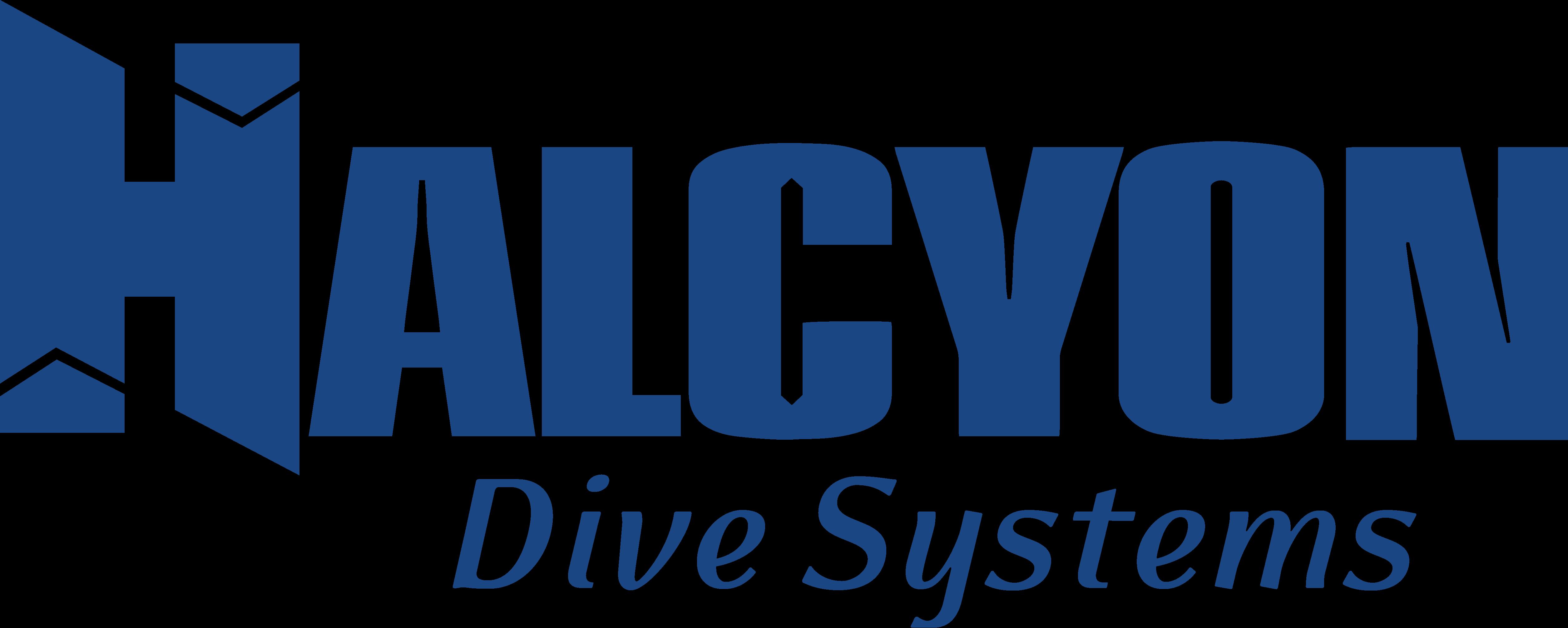 Halcyon dive systems logo