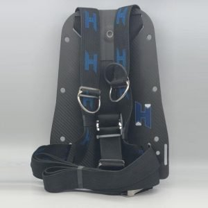 Backplates and Harness options