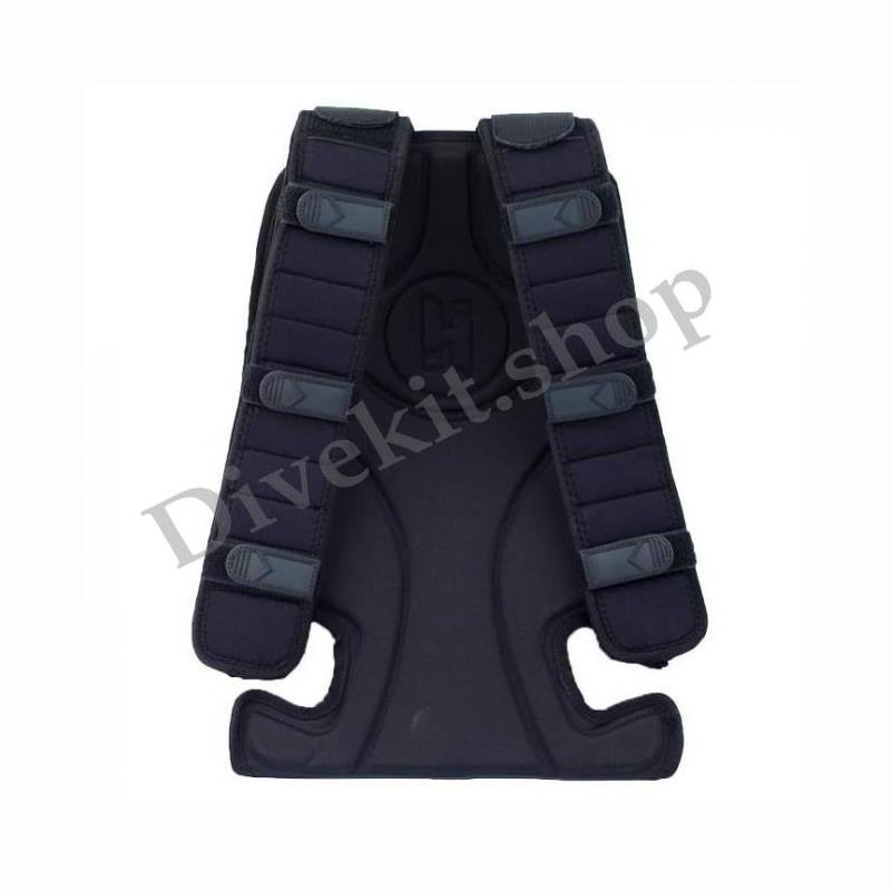 Deluxe BC Storage Pak with shoulder