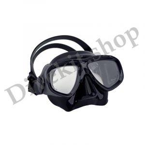 Low-Profile Dual Lens Mask